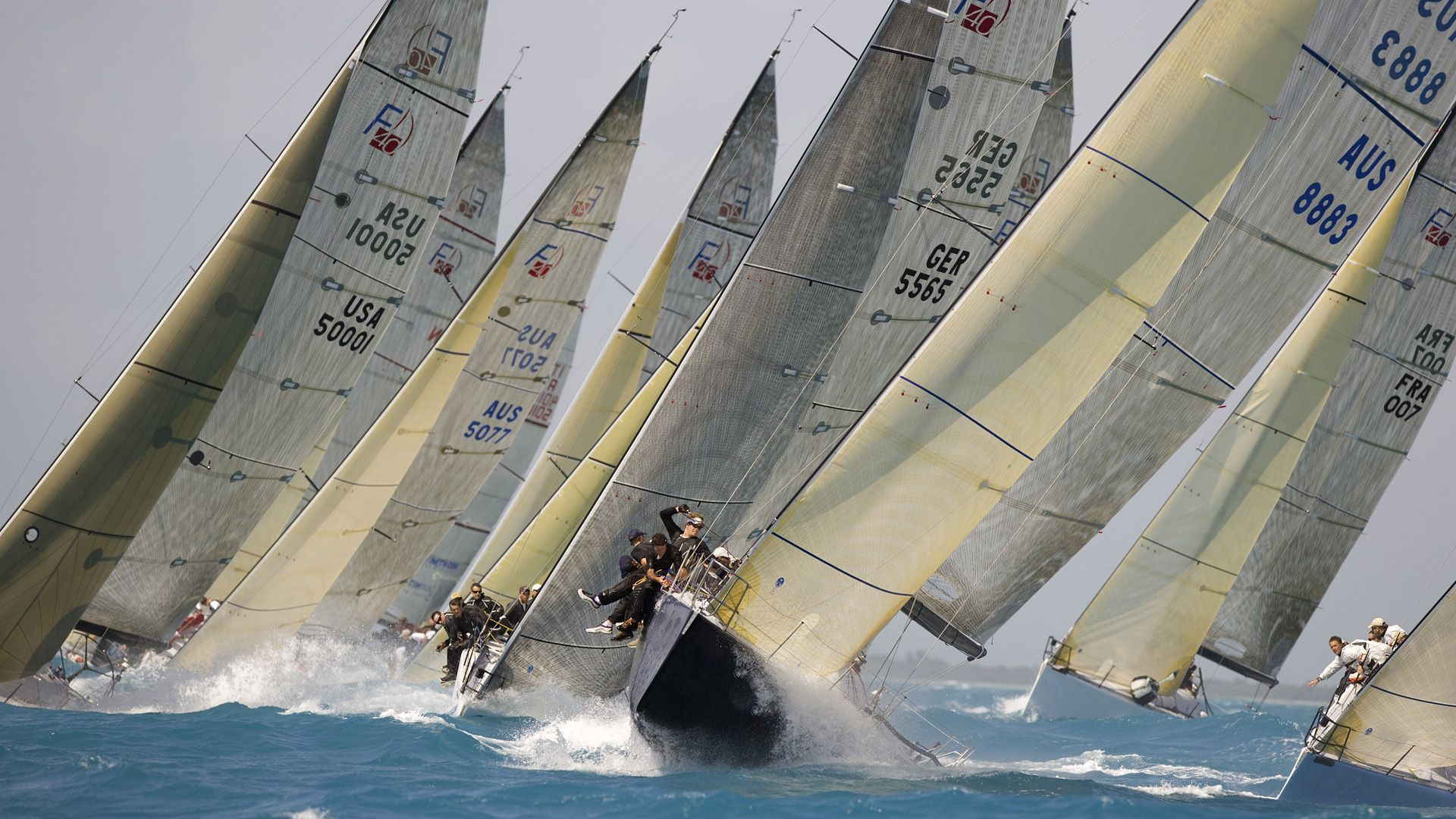 Racing risks and Sailing Academies cover